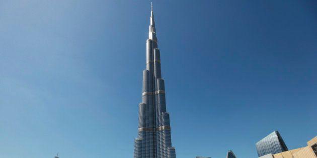 PHOTOS. Le Burj Khalifa en tête des bâtiments les plus inutiles du monde selon l'ONG