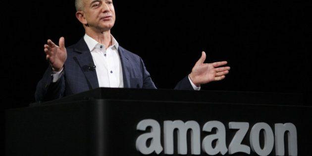 Amazon devrait 252 millions de dollars d'arriérés au