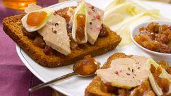 Noël: 5 recettes au foie gras par les Meilleurs Ouvriers de