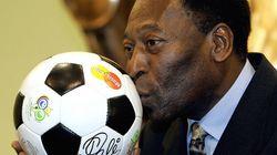 VIDÉOS. Le brésilien Pelé, légende du football, hospitalisé à Sao Paulo mais en bonne