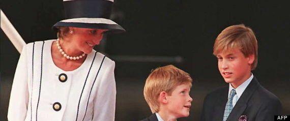 PHOTOS. Le prince Harry fait de l'humanitaire et espère que sa mère la princesse Diana