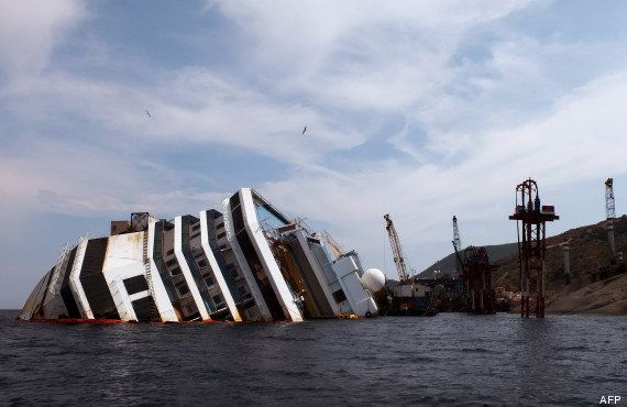 Costa Concordia, Italie: le procès de l'ex-commandant Francesco Schettino reporté au 17
