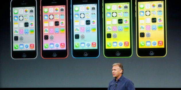 Les prix de l'iPhone 5S et 5C dévoilés ainsi que la date de sortie des nouveaux smartphones