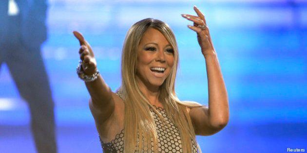 Mariah Carey hospitalisée : elle se déboîte l'épaule en plein