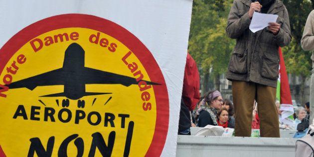 Aéroport Notre-Dame-des-Landes: agression d'un agent de sécurité par des opposants au