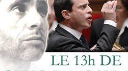 Valls : alerte pour l'homme