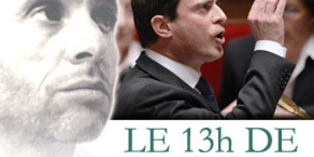 Le 13h de Guy Birenbaum - Valls : alerte pour l'homme