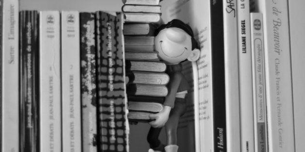 La bande dessinée peut aller là où la littérature ne peut