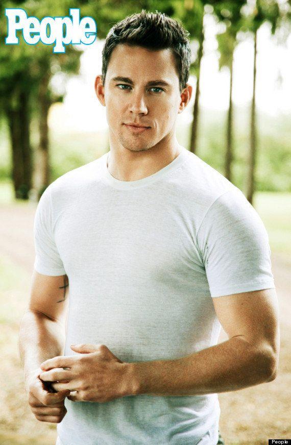 Channing Tatum élu homme le plus sexy de 2012 par le magazine