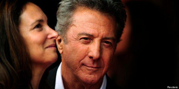 Dustin Hoffman et la beauté des