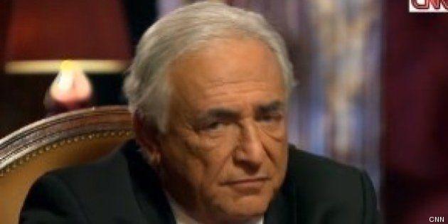VIDÉOS. Dominique Strauss-Kahn interviewé sur CNN parle du Sofitel de New York, du système bancaire et...
