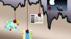Cours de bourse d'Apple: Minute par minute, la keynote d'Apple... vue de la