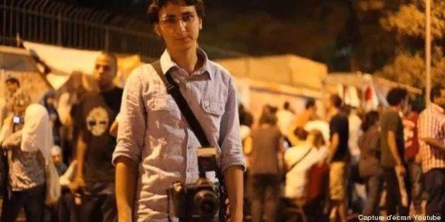 VIDÉO. En Égypte, le photographe Ahmed Assem aurait filmé sa