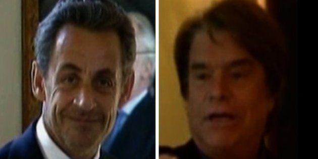 VIDÉO. Bernard Tapie consultant politique de Nicolas Sarkozy