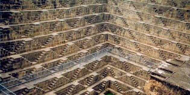 PHOTOS. Les escaliers les plus extrêmes dans le