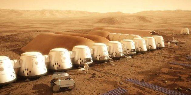 VIDÉO. Mars One, le programme de télé-réalité qui vous envoie dans
