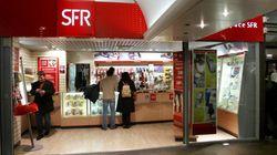 1 boutique SFR sur 5 va