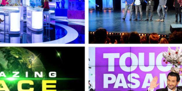 D8 - Le Grand 8 nouvelle formule recueille 58.000 téléspectateurs, mais la chaîne accumule par ailleurs...