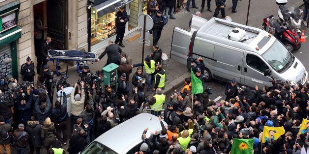 Paris: trois Kurdes assassinées, des exécutions