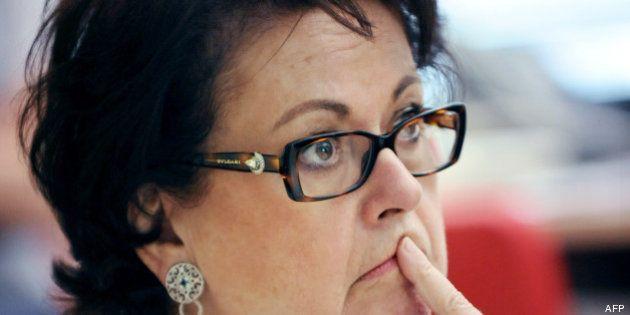 Démission de Christine Boutin : la femme politique quitte la présidence du Parti chrétien