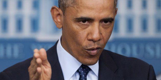 Mur Budgétaire: Obama rejette la faute sur les