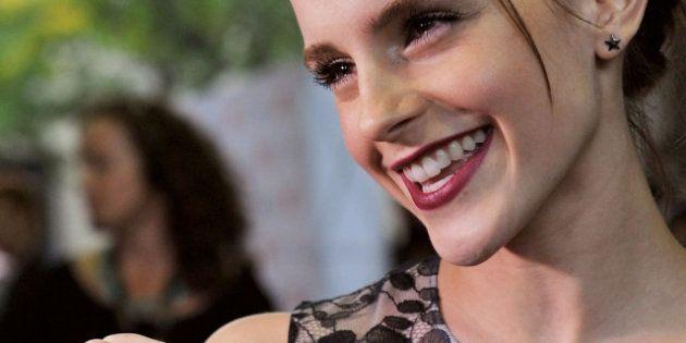 Emma Watson prise pour une