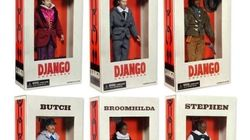 Des figurines du dernier film de Tarantino font