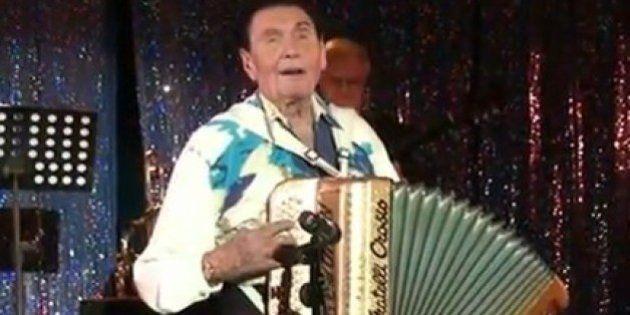 VIDÉOS. André Verchuren, le roi du bal musette et de l'accordéon, décède à 92