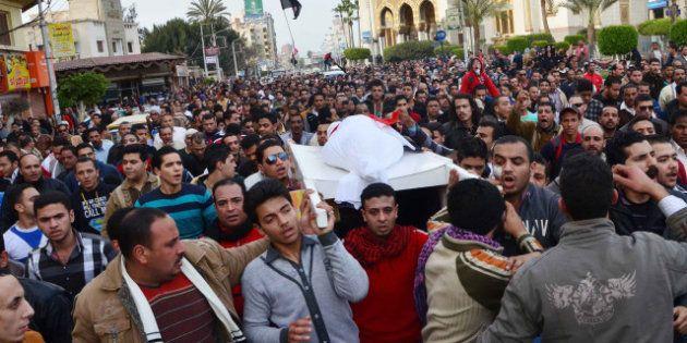 Égypte: des commissariats de police attaqués à Port Saïd et