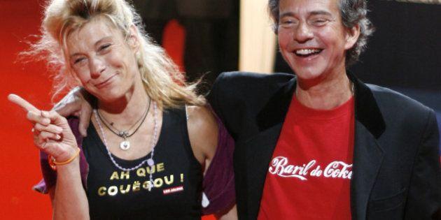 Mariage gay: Basile de Koch, mari de Frigide Barjot, demande le