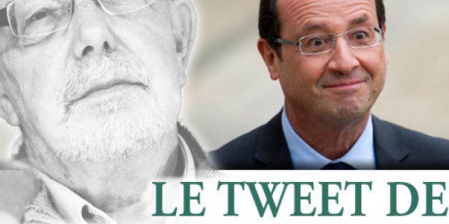 Le tweet de Jean-François Kahn - Si on hurle: