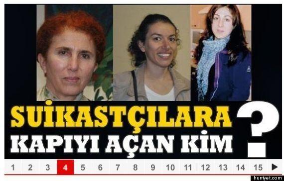 VIDÉOS. Émotion et interrogations en Turquie et en France après l'assassinat à Paris de trois activistes