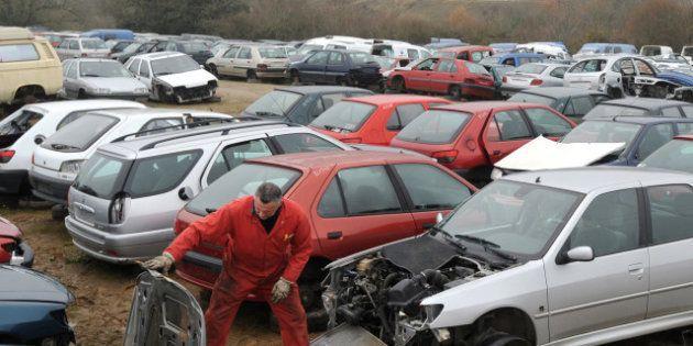 Vieux véhicules au diesel: le gouvernement réfléchit à une prime