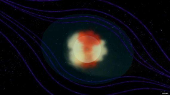 VIDÉO. La queue du système solaire observée par la Nasa pour la première fois grâce au satellite