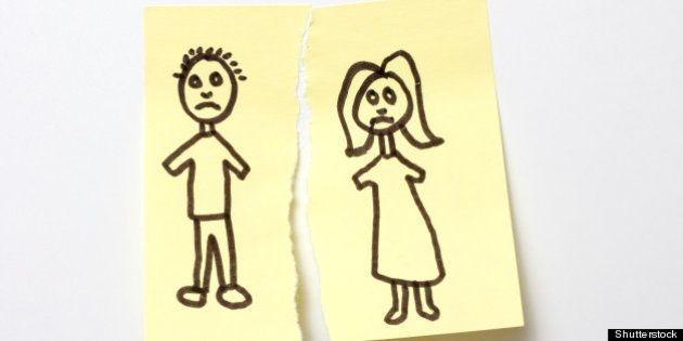 Divorce : des questions à ne pas prendre à la