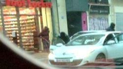 Marseille: un amateur filme un braquage à la