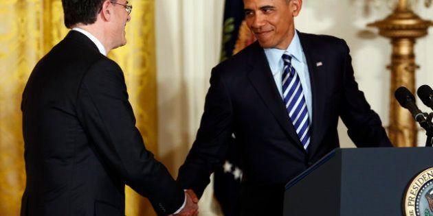 Jack Lew nommé au Trésor: Obama se moque à son tour de sa