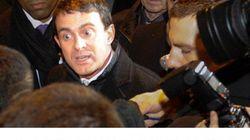Valls se met à l'anaphore façon