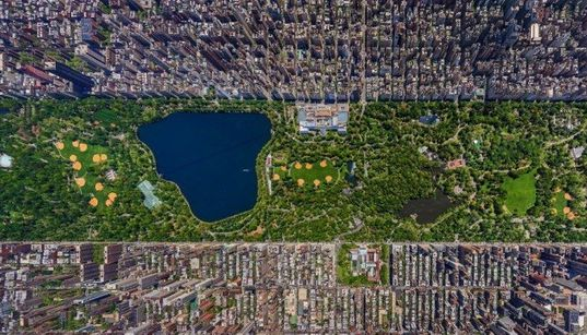 Central Park comme vous ne l'avez jamais