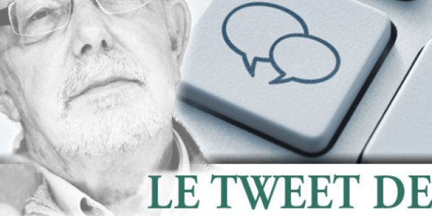 Le tweet de Jean-François Kahn - La guerre civile des