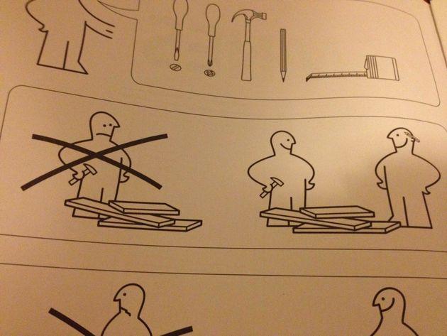 PHOTO. Ikea n'aime pas les