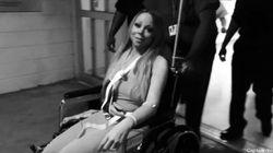 Mariah Carey fait sa diva à la sortie de