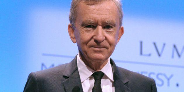 Belgique: la naturalisation de Bernard Arnault en