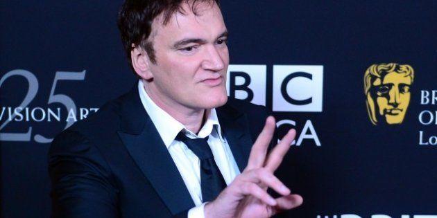 Quentin Tarantino bientôt à la retraite? Le réalisateur de Django Unchained veut s'arrêter à son