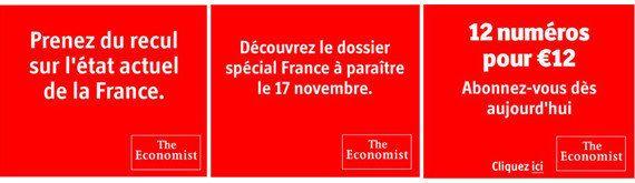 The Economist se paye (encore) la France, Ayrault, Montebourg, Moscovici et Parisot tapent du