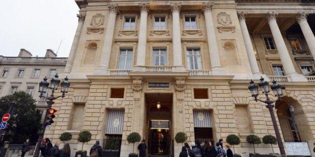 L'Hôtel de Crillon pourrait passer sous pavillon chinois, exploité par la filiale d'un conglomérat en