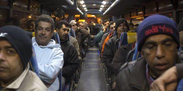 Des bus réservés aux Palestiniens en Israël, pour éviter tout conflit avec les