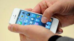 Un Iphone 5S en