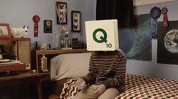Le Q du Scrabble se sent terriblement