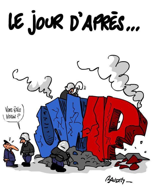 UMP: le jour